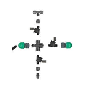 Mágnesszelep bekötése Standard szelepdobozban