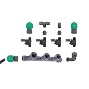 Mágnesszelep soros bekötése Standard szelepdobozban