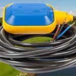 Úszókapcsoló MAC-3 5 m PVC kábellel