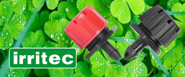 Szabályozható vízkibocsájtású csepegtetőtest csepegtetőgomba