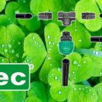 KPE cső szűkítése / bővítése T-idommal