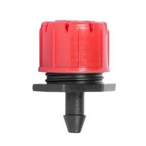 Csepegtetőtest, csepegtetőgomba Szabályozható vízkibocsájtású 0-70 l/h