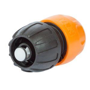 """Tömlőcsatlakozó 3/4"""" (19mm)-kuplung STOP-os"""