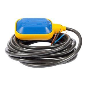 Úszókapcsoló MAC-3 10m-es PVC kábellel