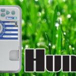 XC Hybrid 6 körös elemes öntözésvezérlő 9V / Hunter