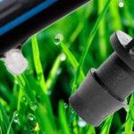 Záródugó csepegtető szalag indító 15-17mm gumigyűrűhöz