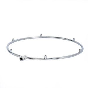 """Nagynyomású gyűrű / ring 6 fúvókás 350mm 1/4""""x10/24 BM-BM 70bár"""