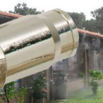 """Nagynyomású rendszer-indító, csatlakozó idom 1/4″x3/8"""" BM-cső 70bár"""