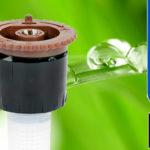 K-Rain KVF-HE-12 Állítható Spray Fúvóka / 0-360Fok / 3,6m