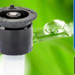 K-Rain KVF-HE-15 Állítható Spray Fúvóka / 0-360Fok / 4,5m