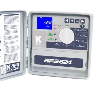 K-Rain RPS624 12 körös kültéri öntözésvezérlő automatika