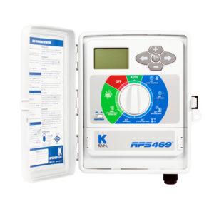 K-Rain RPS469 6 körös kültéri öntözésvezérlő automatika
