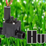 Hunter PGV100 mágnesszelep 9V DC Szolenoiddal