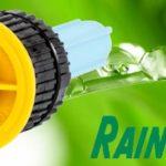 Rain Bird 4VAN Állítható Szögű Spray Fúvóka