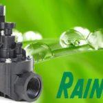 Rain Bird HV 100 F Átfolyásszabályzós Elektromos Mágnesszelep 1 Col BM 24 V