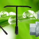 Fagycsap, víztelenítő csap, téli vízelzáró főcsap 3/4 és 1 BB
